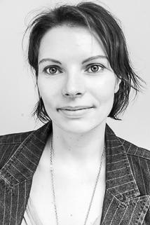 Juno Schwarz, Director of Fundraising & Communications