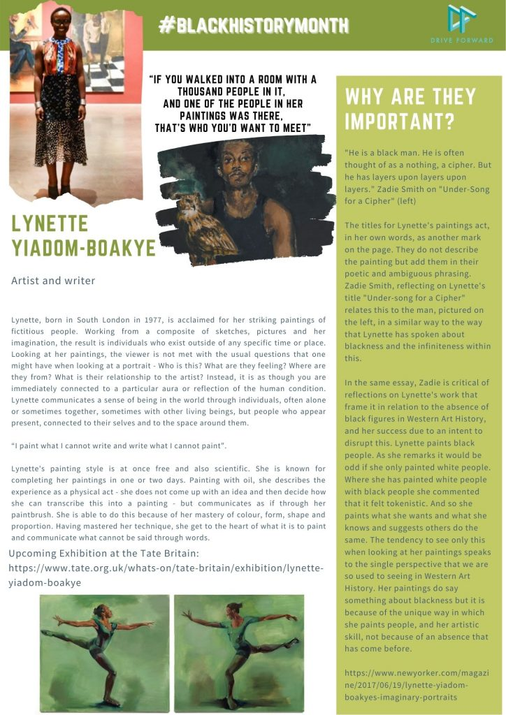 Introduction to Lynette Yiadom-Boakye